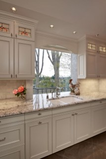 Elegant White Kitchen Cabinets For Your Kitchen 11