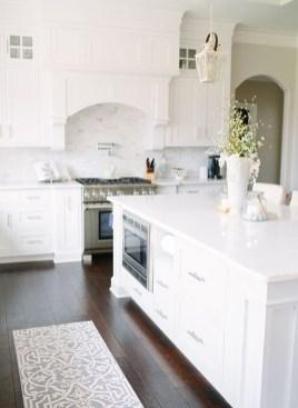 Elegant White Kitchen Cabinets For Your Kitchen 17