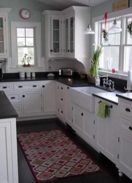Elegant White Kitchen Cabinets For Your Kitchen 36