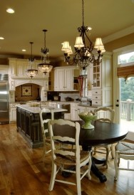 Fancy French Country Kitchen Design Ideas 04