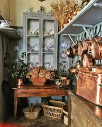 Fancy French Country Kitchen Design Ideas 19