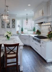 Fancy French Country Kitchen Design Ideas 23