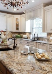 Fancy French Country Kitchen Design Ideas 28