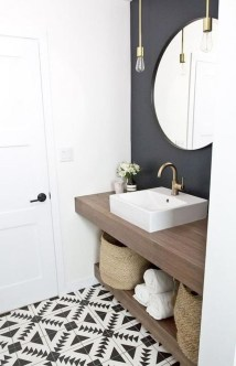 Fresh And Modern Bathroom Decoration Ideas 29