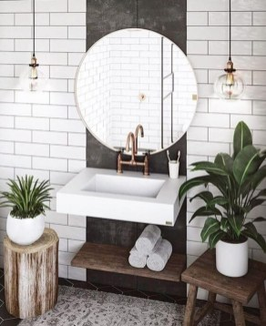 Fresh And Modern Bathroom Decoration Ideas 42
