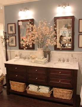 Fresh And Modern Bathroom Decoration Ideas 45