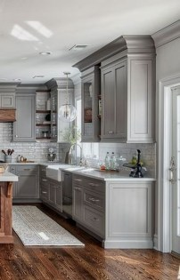 Gorgeous Farmhouse Kitchen Cabinets Decor And Design Ideas To Fuel Your Remodel 23