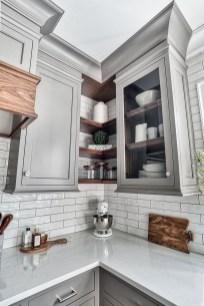 Gorgeous Farmhouse Kitchen Cabinets Decor And Design Ideas To Fuel Your Remodel 39