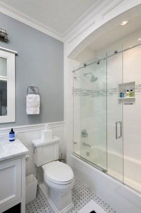 Luxurious Tile Shower Design Ideas For Your Bathroom 08