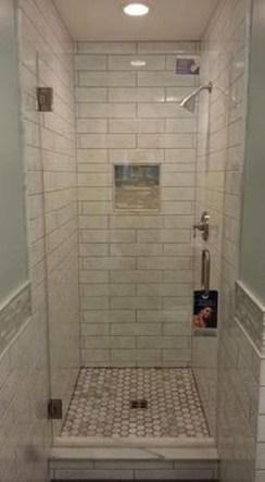 Luxurious Tile Shower Design Ideas For Your Bathroom 35