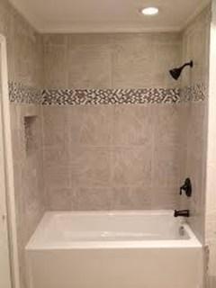Luxurious Tile Shower Design Ideas For Your Bathroom 39