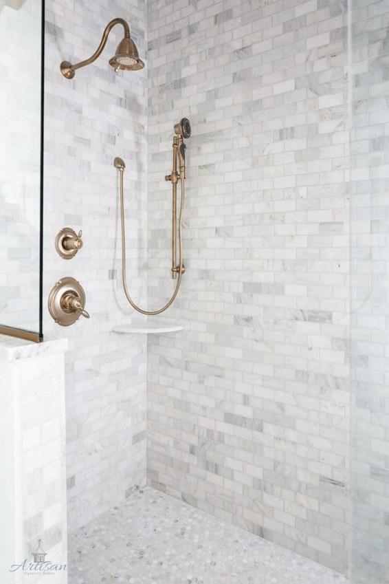Luxurious Tile Shower Design Ideas For Your Bathroom 46