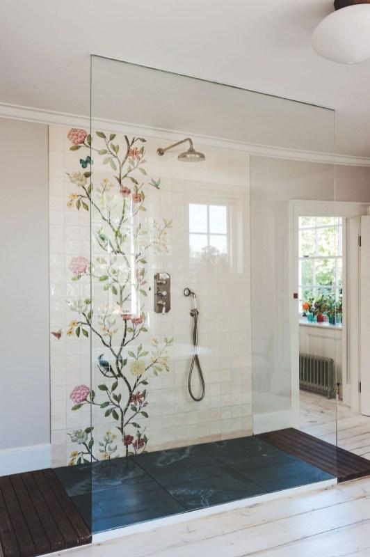 Luxurious Tile Shower Design Ideas For Your Bathroom 49