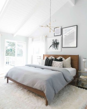 Modern And Simple Bedroom Design Ideas 26