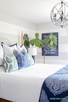 Modern Colorful Bedroom Design Ideas For Your Daughter 36