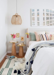 Modern Colorful Bedroom Design Ideas For Your Daughter 39