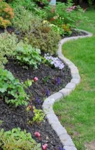 Relaxing Modern Rock Garden Ideas To Make Your Backyard Beautiful 02