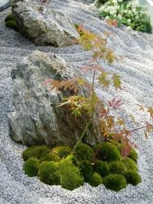 Relaxing Modern Rock Garden Ideas To Make Your Backyard Beautiful 04