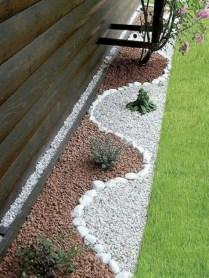 Relaxing Modern Rock Garden Ideas To Make Your Backyard Beautiful 38