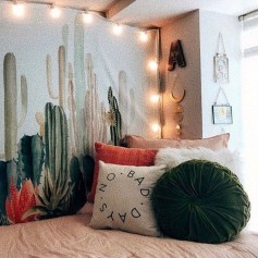 Simple DIY Apartment Decoration On A Budget49