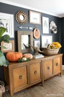 Stunning Fall Living Room Decoration Ideas 04