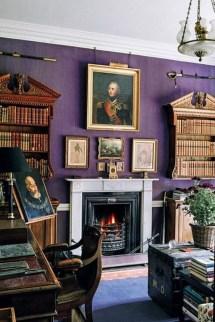 Stylish Bookshelves Design Ideas For Your Living Room 05
