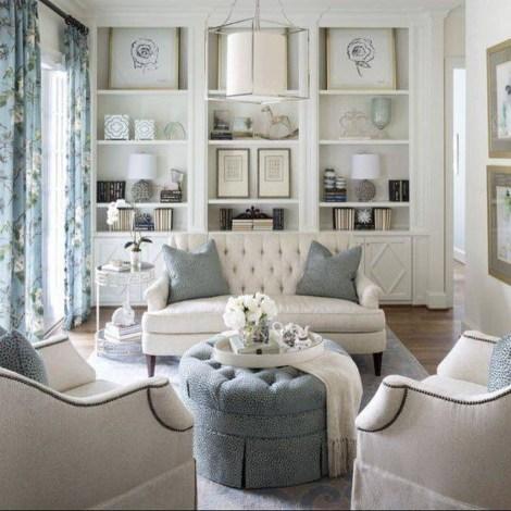 Stylish Bookshelves Design Ideas For Your Living Room 06