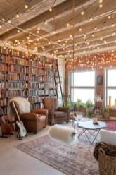 Stylish Bookshelves Design Ideas For Your Living Room 20