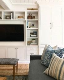 Stylish Bookshelves Design Ideas For Your Living Room 38