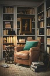 Stylish Bookshelves Design Ideas For Your Living Room 41