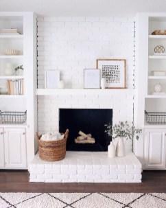 Stylish Bookshelves Design Ideas For Your Living Room 45