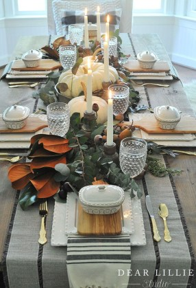 The Best Ideas For Thankgiving Table Decorations 16