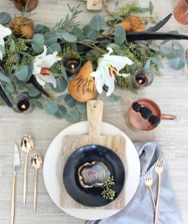 The Best Ideas For Thankgiving Table Decorations 31