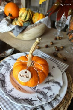 The Best Ideas For Thankgiving Table Decorations 41