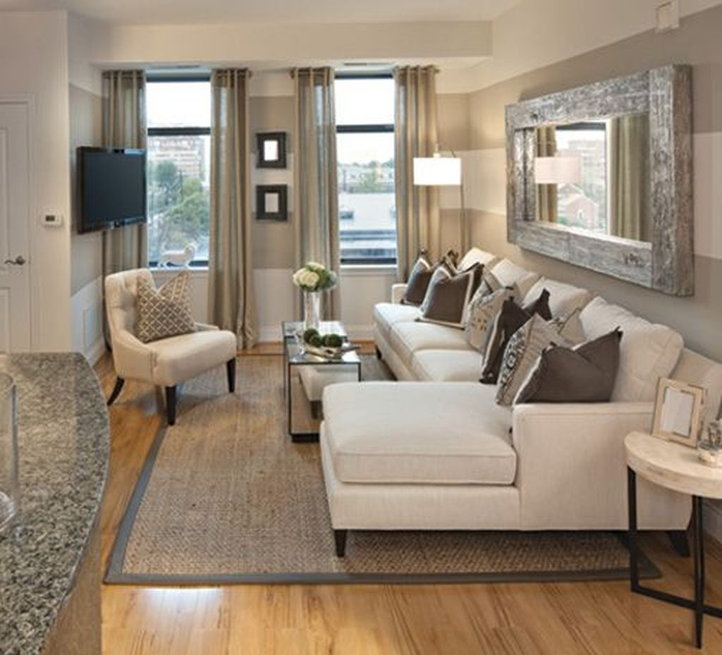 Top Design Ideas For A Small Living Room 05