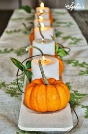 Beautiful Thanksgiving Table Decoration Ideas 12