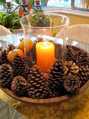 Beautiful Thanksgiving Table Decoration Ideas 16