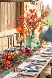 Beautiful Thanksgiving Table Decoration Ideas 23