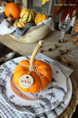 Beautiful Thanksgiving Table Decoration Ideas 35
