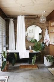 Brilliant Bohemian Style Ideas For Bathroom 03