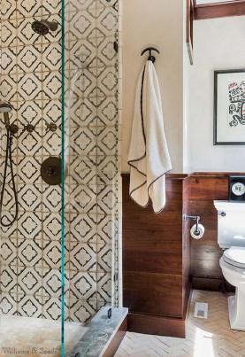 Brilliant Bohemian Style Ideas For Bathroom 06