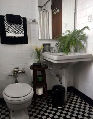 Brilliant Bohemian Style Ideas For Bathroom 07