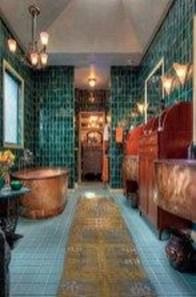 Brilliant Bohemian Style Ideas For Bathroom 19