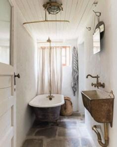 Brilliant Bohemian Style Ideas For Bathroom 28