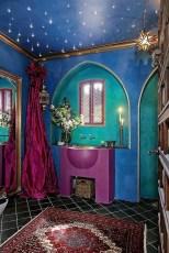 Brilliant Bohemian Style Ideas For Bathroom 47
