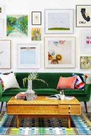 Brilliant Living Room Wall Gallery Design Ideas 19
