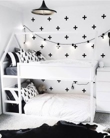 Cool Ikea Kura Beds Ideas For Your Kids Rooms 02