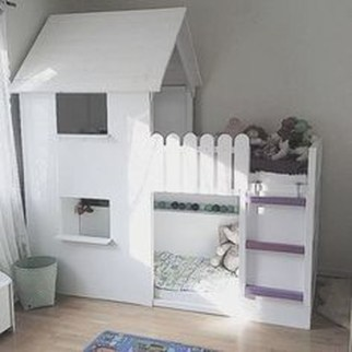 Cool Ikea Kura Beds Ideas For Your Kids Rooms 10