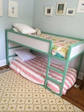 Cool Ikea Kura Beds Ideas For Your Kids Rooms 15