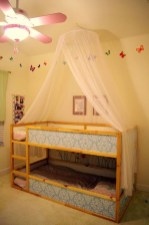 Cool Ikea Kura Beds Ideas For Your Kids Rooms 17